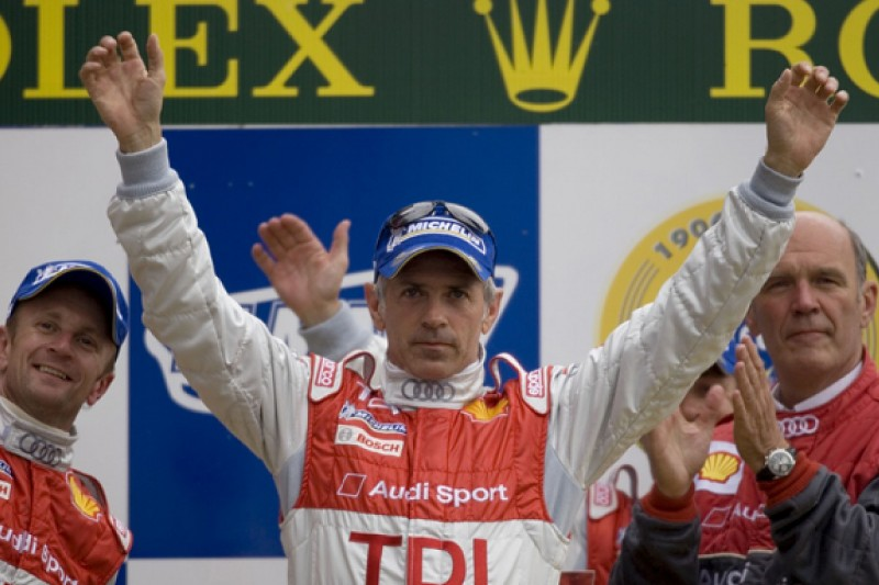 Q&A: Le Mans 24 Hours winner Rinaldo Capello finishes pro career