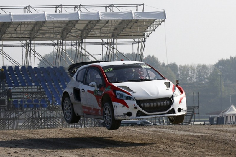 Ex-Renault F1 driver Vitaly Petrov considering rallycross switch