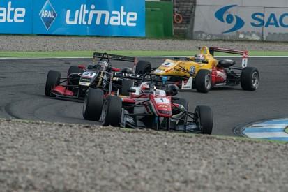 Hockenheim European F3: Rosenqvist wins wild finale