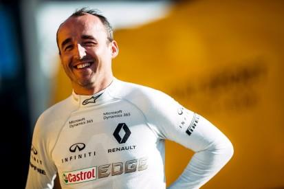 Robert Kubica to drive 2017 Renault at post-Hungarian GP F1 test