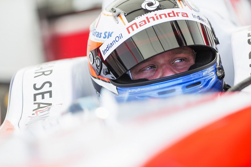 Felix Rosenqvist's Ganassi IndyCar test was 'flawless'