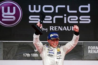 Jerez Formula Renault 3.5: McLaren protege de Vries gets first win