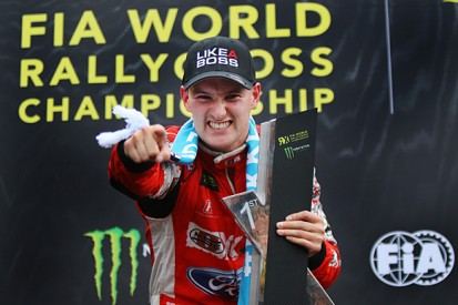 Franciacorta World Rallycross: Bakkerud wins, Solberg nears title