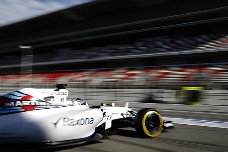 Earlier 2016 F1 start has big cost impact says Williams's Smedley