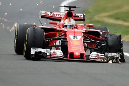 Sebastian Vettel's British GP tyre failure cause may remain unknown
