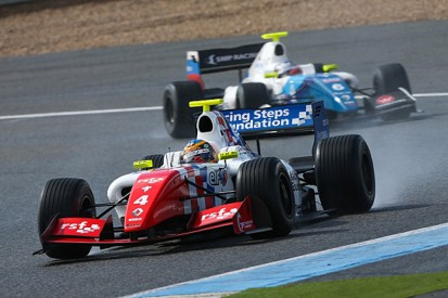 Jerez Formula Renault 3.5: Oliver Rowland takes record eighth win