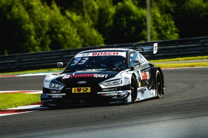 Audi driver Rast takes Moscow DTM pole after penalty for Wittmann