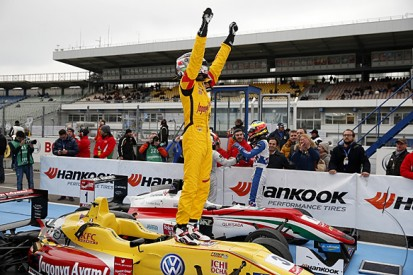 Hockenheim European F3: Giovinazzi win seals runner-up spot