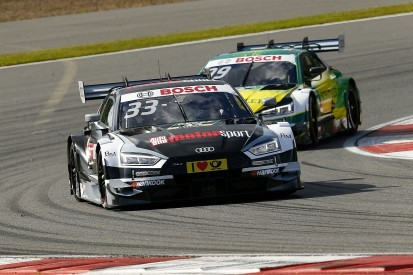 DTM Moscow: Audi driver Rene Rast triumphs in first race