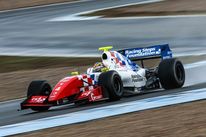 Jerez Formula Renault 3.5: Oliver Rowland grabs pole for finale