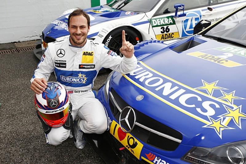 Hockenheim DTM: Gary Paffett takes first pole in three years