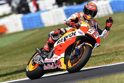 Phillip Island MotoGP: Marc Marquez flies to pole for Honda