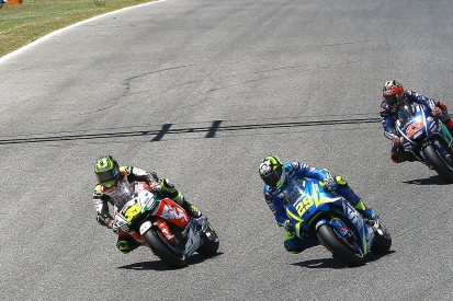 Iannone wasting his talent in 2017 MotoGP - Cal Crutchlow