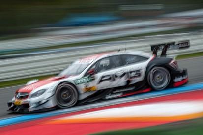 Hockenheim DTM: Paul di Resta leads close practice for Mercedes