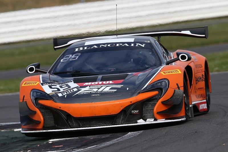 Dean Stoneman splits with Strakka McLaren Blancpain GT Series team