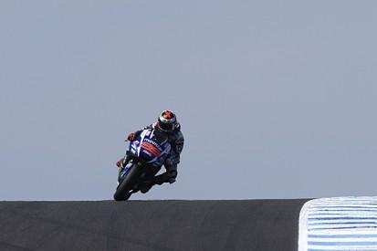 Phillip Island MotoGP: Jorge Lorenzo frustrated with Andrea Iannone