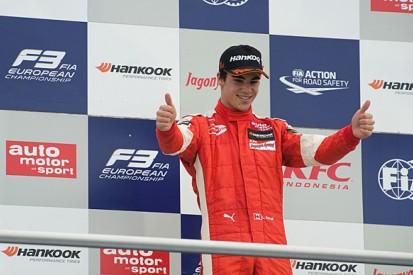 Hockenheim Euro F3: Ferrari protege Lance Stroll takes first win