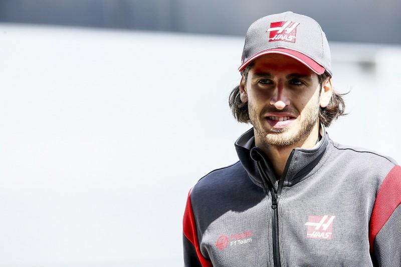 Antonio Giovinazzi trusts Ferrari to sort his Formula 1 future