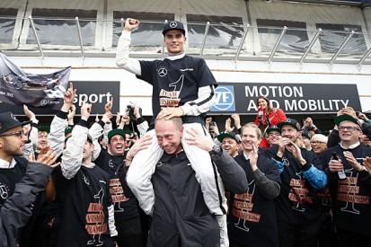 Hockenheim DTM: Pascal Wehrlein wins title, Timo Scheider wins race