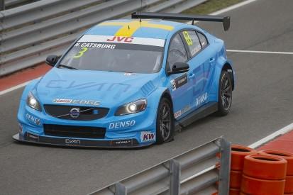 Volvo's Castburg says WTCC needs to 'hard look' at Yokohama tyres