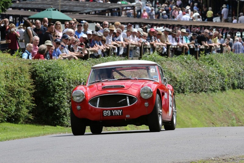 Speed record breakers to be celebrated at Shelsley Walsh event