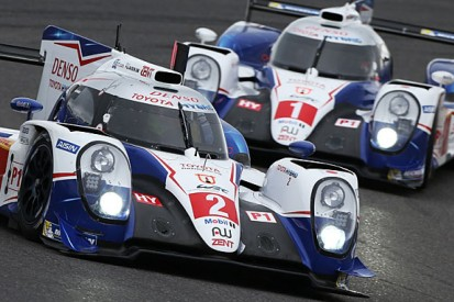 Toyota against new hybrid power limits for 2017 WEC