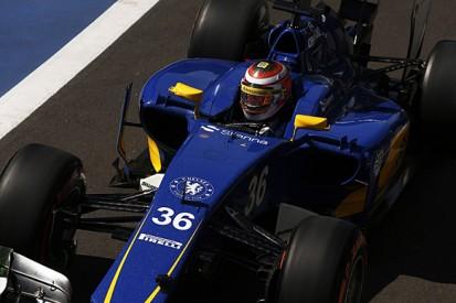 Raffaele Marciello gets Sauber F1 run in US Grand Prix practice