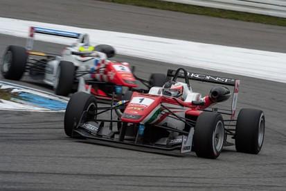 Hockenheim European F3: Champion Felix Rosenqvist leads practice