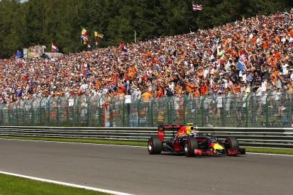 Spa F1 set for biggest crowd since Schumacher era due to Verstappen