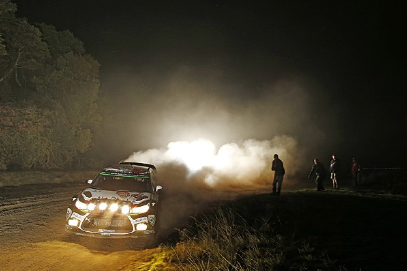 WRC drivers open to boycotting stages after Australia night furore