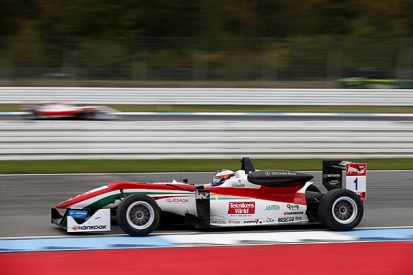 Hockenheim Euro F3: Felix Rosenqvist dominates qualifying