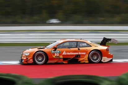 DTM Hockenheim: Jamie Green leads all-British top three in practice