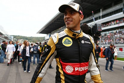 Pastor Maldonado wants an experienced team-mate in F1 in 2016