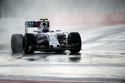 Williams Formula 1 team sets up wet weather form working group