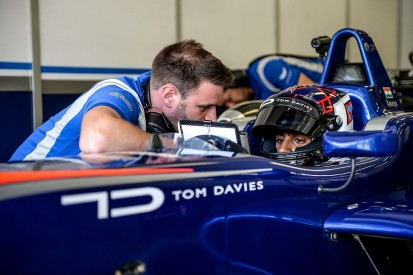 Vaidyanathan gets final Carlin European F3 seat for rest of season