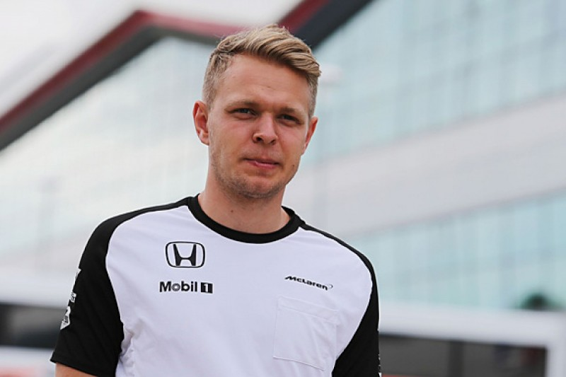 Kevin Magnussen to leave McLaren at the end of 2015 F1 season
