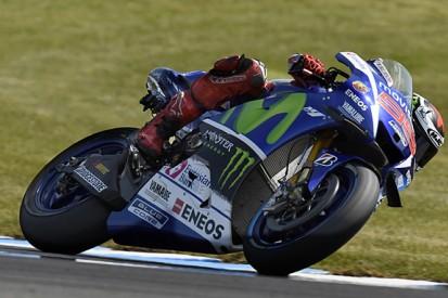 Phillip Island MotoGP: Jorge Lorenzo leads practice before rain