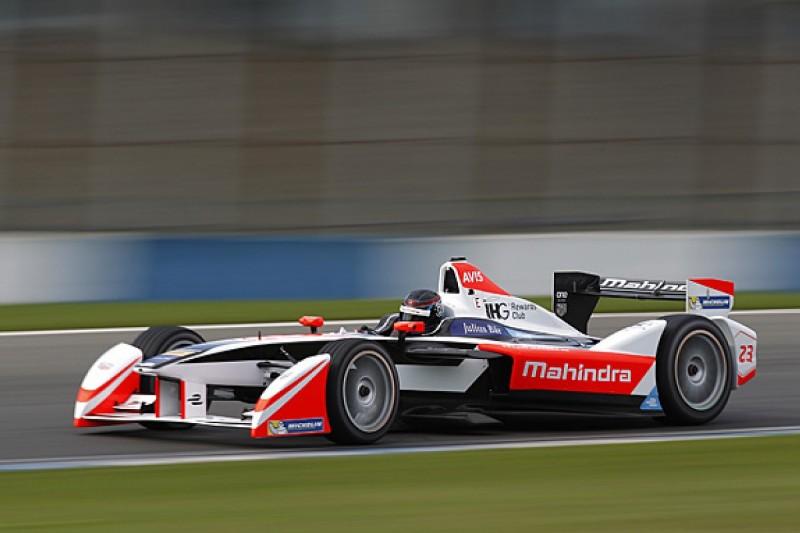 Mahindra Formula E team banks on wholesale changes for 2015/16