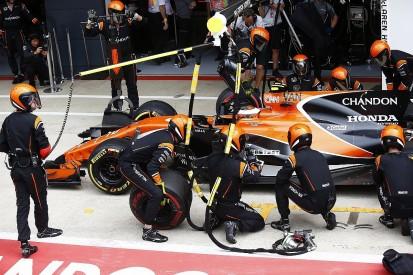 Mercedes and Ferrari won't supply McLaren if it splits with Honda