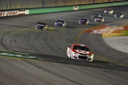 Larson says Ganassi's NASCAR penalties complimentary of its pace