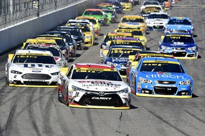 NASCAR cuts downforce for 2016 Sprint Cup to improve racing