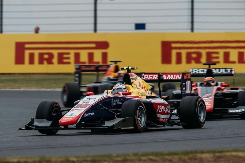 Giuliano Alesi: ART Grand Prix is overrated in GP3