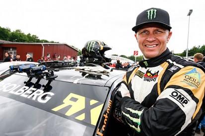 Petter Solberg turns down 2016 Dakar drive to focus on World RX