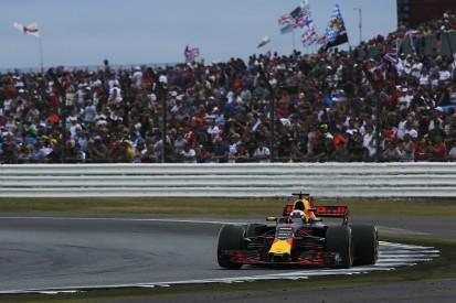 Red Bull F1 team seeks answers for British GP step backwards