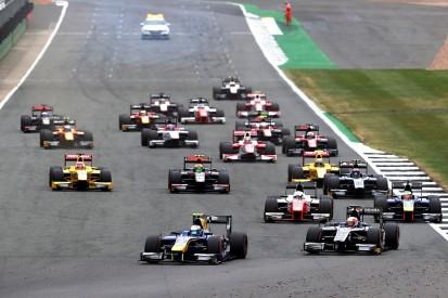 Formula 2 opens team entry process for 2018 season