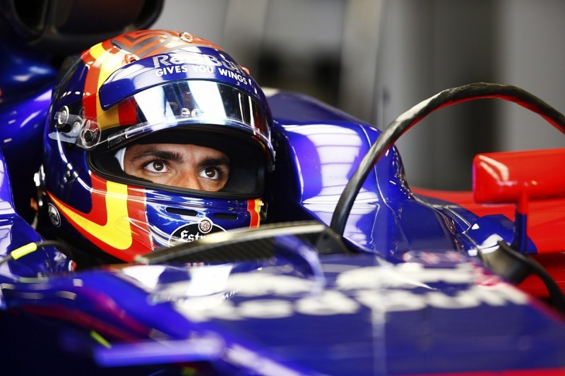 Sainz says he has learned from confusion about Toro Rosso F1 future