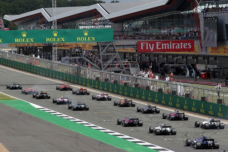 Future aero regulations to be tabled in F1 Strategy Group meeting