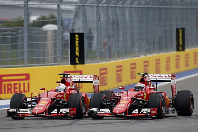 Ferrari could bring 2016 Formula 1 engine upgrade to US Grand Prix