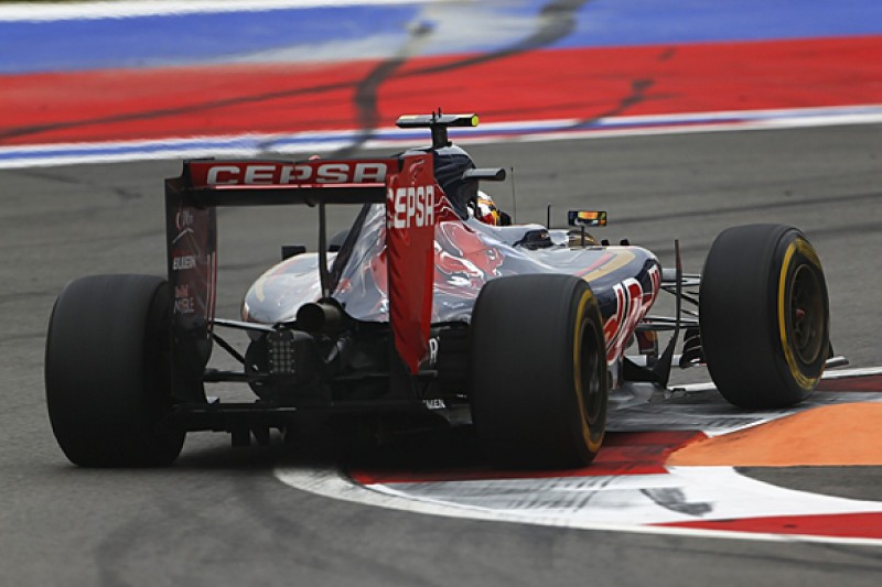 Carlos Sainz Jr thinks Toro Rosso's F1 future now looks more secure