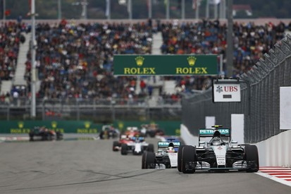 Nico Rosberg in '2016 mode' as F1 title hopes fade - Toto Wolff